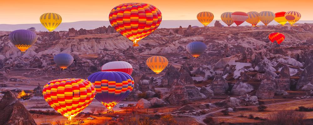 kapadokya balon turu slider - Kapadokya Balon Turu