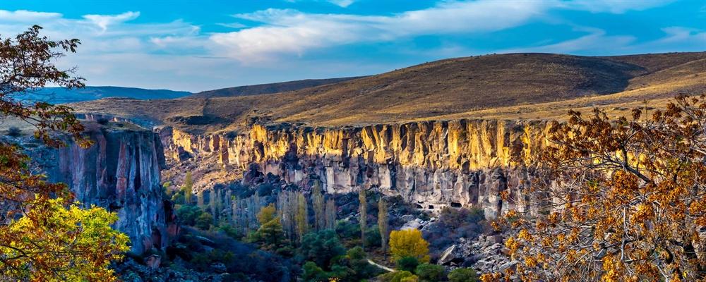 kapadokya turları green 1 - Kapadokya Turları Ihlara